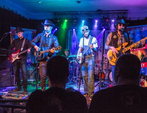 TRUSKAWKA #3: Ślad + Johnny Trzy Palce + Bluefaces w Klubie Bolko [FOTO]