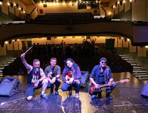Ślad i Oya zagrały w sali teatralnej ŚOK [foto]