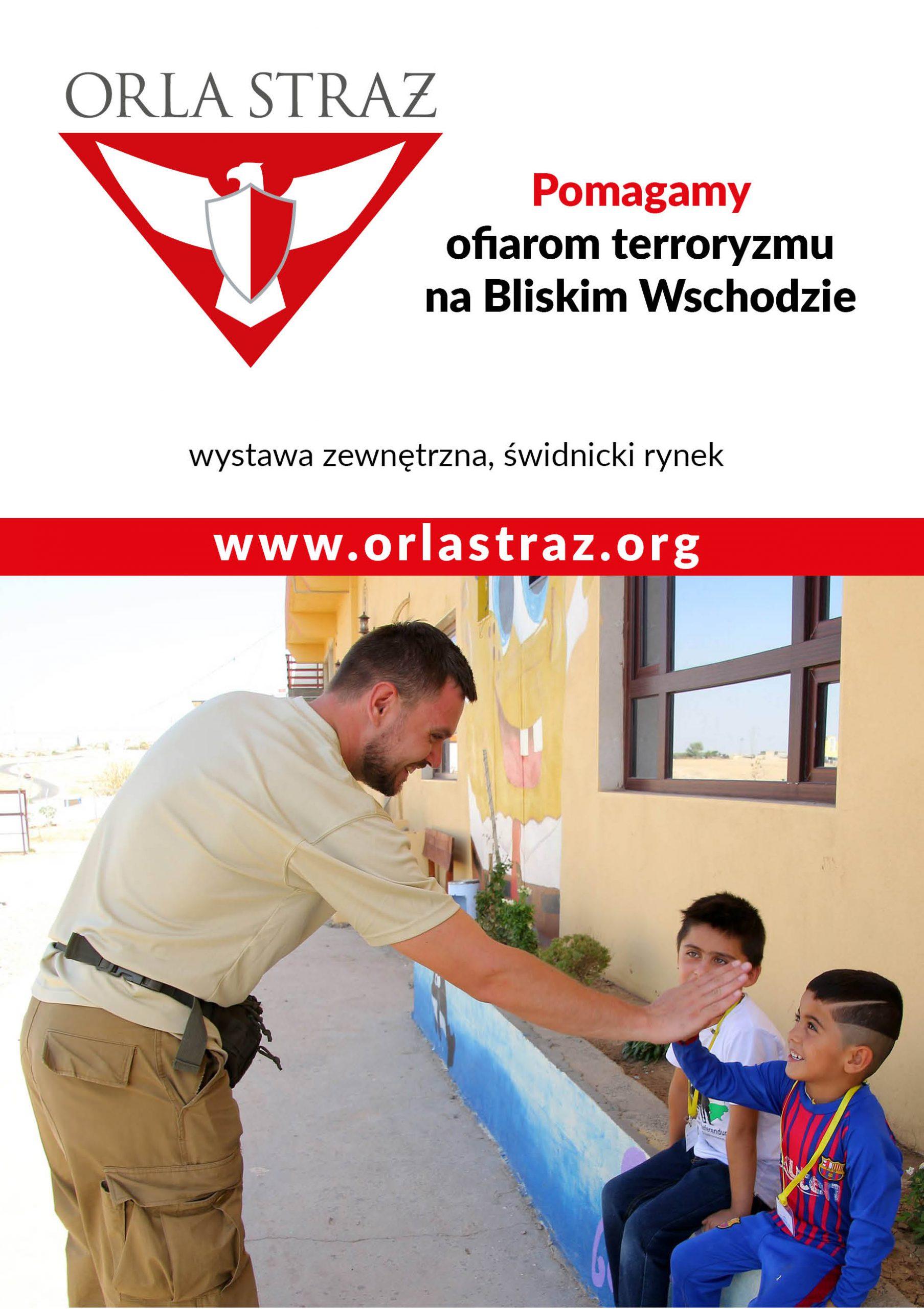 Plakat wystawy Orla Straż